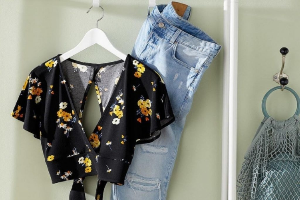 H&M used and vintage clothing