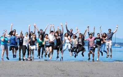What is the Global Shapers Community?