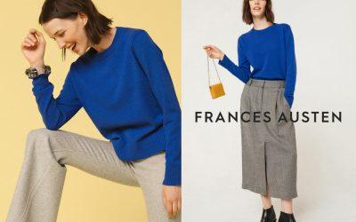 Frances Austen Sweater Are Built to Last a Lifetime