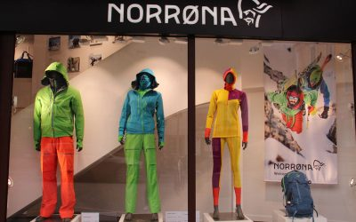 Norwegian Brand Norrøna and Sustainability
