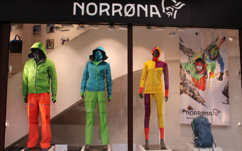Norwegian Brand Norrøna and Sustainability